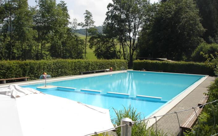 Schwimmbad Schlatt