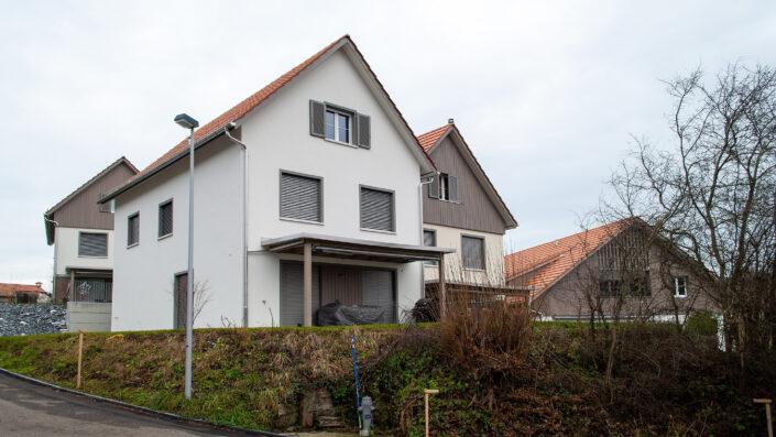 Projekt Schauenbergblick in Schlatt, Haus 5a und 5b
