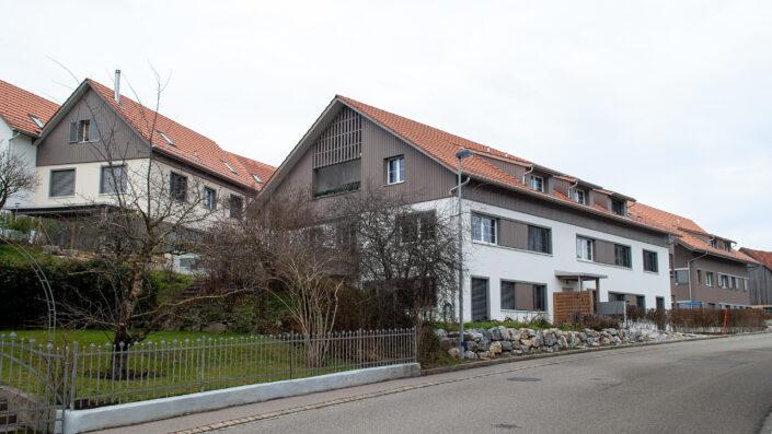 Projekt Schauenbergblick in Schlatt, Haus A und 5a