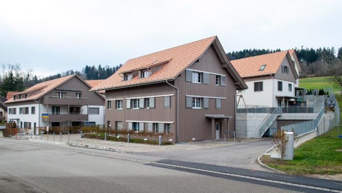 Projekt Schauenbergblick in Schlatt, Haus B, A, 9a