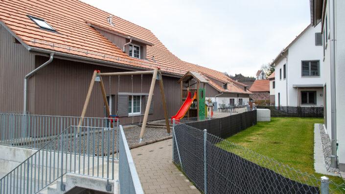Projekt Schauenbergblick in Schlatt, Spielplatz